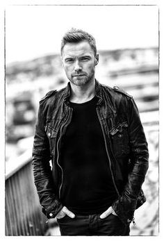 Ronan Keating GQ