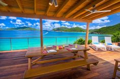 Waterfront House - Price Reduction - BVI Real Estate, British Virgin Islands Homes for Sale & Rent