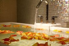 I heart Warm baths.