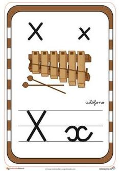 abecedario en color x Teaching The Alphabet, Preschool, Notebook, Clip Art, Activities, Portal, Molde, Craft, Learning Letters