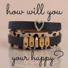 Keep Collective Cheetah Cuff Black Double Band And Pave Heart Pencil Collection Thirty