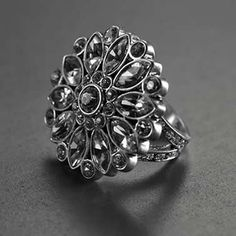 Awesome ring from Fossil