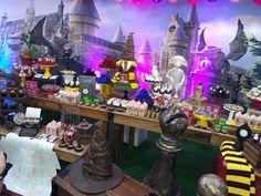 Ideias para aniversário Harry Potter