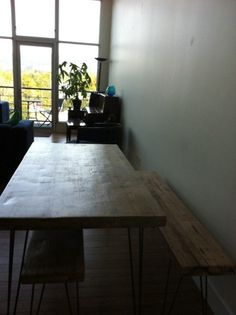 Reclaimed Dining Table  Stunning Salvaged by TheWickedWorkshop, $980.00