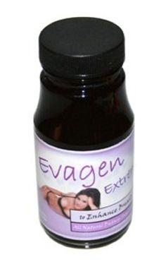Evagen Natural Breast Enlargement Pills 60 Capsules