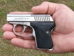 The Seecamp LWS-32 - Best Pocket Pistol