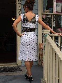 Pattern Reviews> Butterick> 6094 (Misses' Dress)