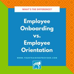 When you take the time to distinguish between orientation and onboarding, you can see just how different (and important) they are to your newly hired employees and to your company as a whole.