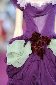 Christian Lacroix Haute Couture (Détails) Hiver 2008