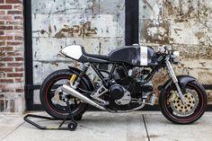 ducati cafe racer 2 Ducati Leggero by Walt Siegl