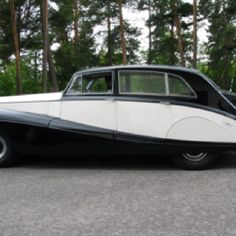 Rols Royce used in our wedding