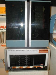 Retro Computer Friday - The Digital PDP-8!!     At one time, this was the best selling computer in the world. It also happened to be one of the first computers available to the general public for less than $20,000.     CPU: 1 Mhz, RAM: 4K of 12 Bit Words     Here's a copy of the PDP-8 programming manual if you've lost yours.     http://www.pdp8.net/pdp8cgi/query_docs/tifftopdf.pl/pdp8docs/dec-08-asac-d.pdf