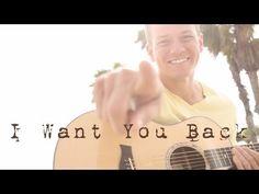 I Want You Back - Jackson 5 (Tyler Ward Acoustic Cover) - Michael Jackson - YouTube: http://www.youtube.com/user/TylerWardMusic?feature=watch