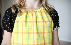 Nytt kjolemønster