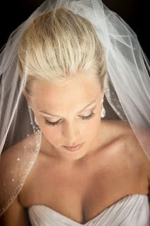Bridal Makeup on Brianna by Nicole   www.BeautyByNicole.com  Photo by www.ImagesbyHarrison.com