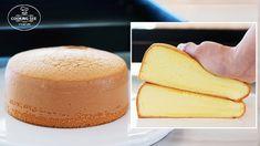 How to make Vanilla Sponge Cake / fluffy cake Recipe / Easy Cake / Genoise - Desserts Basic Sponge Cake Recipe, Vanilla Sponge Cake, Basic Cake, Sponge Cake Recipes, Easy Cake Recipes, Vanilla Cake, Dessert Recipes, Food Cakes, Cupcake Cakes