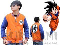 Chaqueta Dragon Ball - Goku #01 - STOCK