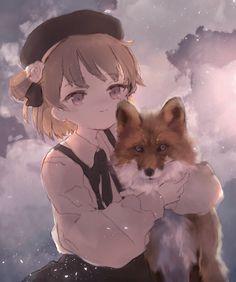 Anime Neko, All Anime, Me Me Me Anime, Manga Anime, Anime Child, Anime Art Girl, Anime Titles, Anime Characters, Little Girl Manga