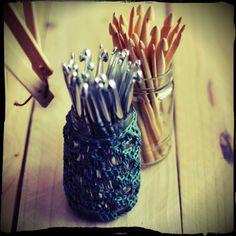 Crochet bambou ou crochet métal ? Disponibles aussi ici