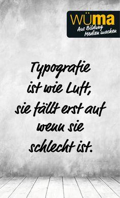 #Mediengestalter #Medienbranche #Typografie #true #Würzburg #WÜma #goWÜma