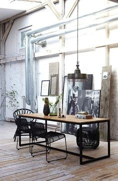 Living it Loft Style: Interior Ideas for Loft Design - Fat Shack Vintage