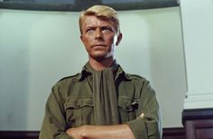 David Bowie in Merry Christmas Mr. Lawrence 1983