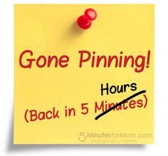 Pinterest Linky - Link up your Pins http://www.5minutesformom.com/pinterest/