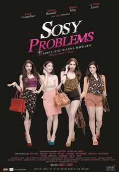 Sosy Problems (2012)  #Films, #Online, #Philippines