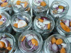 Conserva de peste (oblete) – cufarul cu bucurii Pickles, Breakfast, Food, Preserve, Morning Coffee, Essen, Meals, Pickle, Yemek