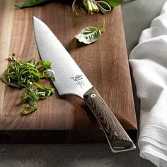 types of kitchen knives and uses 1