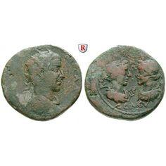 Römische Provinzialprägungen, Kilikien, Seleukeia am Kalykadnos, Trebonianus Gallus, Bronze, s-ss/f.ss: Kilikien, Seleukeia am… #coins