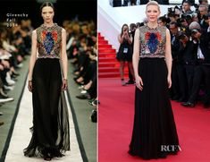 Cate Blanchett In Givenchy – 'How To Train Your Dragon 2′ Cannes Film Festival Premiere