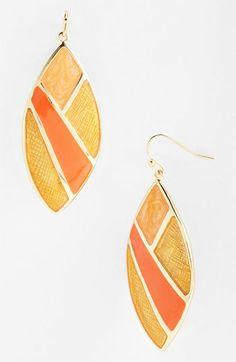 Mosaics Drop Earrings