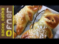 Hot Dog Buns, Doughnut, Bread, Make It Yourself, Advent, Youtube, Desserts, Food, Home Made
