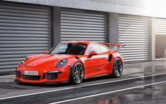 Best Sports Cars : Illustration Description 2015-Porsche-911-GT3