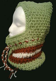 Juniper Hooded Neckwarmer