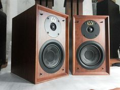 Drife Audio - USJ Malaysia: Wharfedale Denton stand-mount speakers SOLD