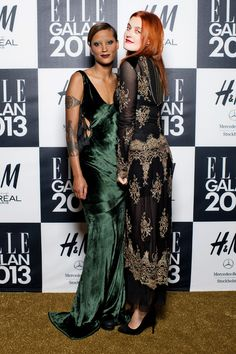 Icona pop: Aino Jawo och Caroline Hjelt Icona Pop, Got The Look, Give It To Me, Glamour, Gowns, Formal Dresses, My Love, How To Wear, Clothes