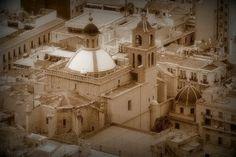 La Santa Iglesia Concatedral de San Nicolás Alicante, Fair Grounds, Travel, Saint Nicholas, Fotografia, Viajes, Trips, Tourism, Traveling