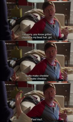 The Mindy Project - Cheese Cheddar - Anders Holm