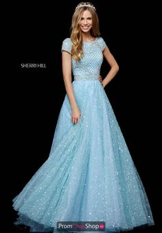 Sherri Hill 52276 dress for your next formal event at The Castle. We are an authorized retailer for all Sherri Hill dresses and every 52276 is brand new with all original tags! Sherri Hill Prom Dresses, Cute Prom Dresses, Prom Dresses For Teens, Prom Dress Stores, Prom Dresses With Sleeves, Modest Dresses, Pretty Dresses, Beautiful Dresses, Club Dresses