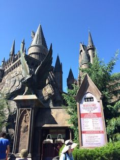 Wizarding World One-Day/Two-Park Touring Plan for Adult Off-Site Guests