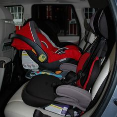 """They said it was impossible… – fitting 3 car seats across the back seat – some tips, tricks & """"go to"""" seats « The Car Seat Lady"""