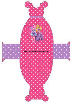 Cajitas Imprimibles Barbie Princesa y Pop Star. | Ideas y material gratis para fiestas y celebraciones Oh My Fiesta!