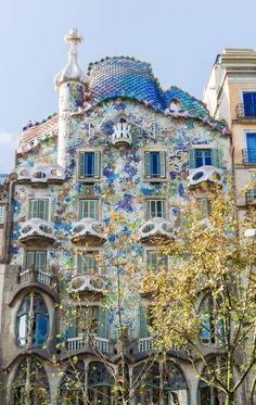 10 Must-Visit Gaudí Buildings in Barcelona|Pinterest: theculturetrip