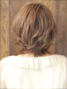 New Haircut Choppy Layers Medium Short Bobs Ideas – Haircut Ideas Medium Hair Cuts, Medium Hair Styles, Curly Hair Styles, Thin Hair Haircuts, Wavy Bob Hairstyles, Short Curly Hair, Short Hair Cuts, Long Hair Highlights, Hair Arrange