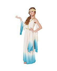 Kids Greek Goddess Costume