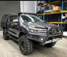 My work ute 😉🥓🥓 Toyota 4x4, Toyota Trucks, Toyota Hilux, Ford Trucks, Pickup Trucks, Custom Ute Trays, Ute Camping, Best Off Road Vehicles, Ute Canopy