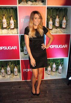 Aug 28, 2013 - Malibu Island Spiced and PopSugar LA Event #LaurenConrad