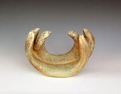 Greta Ruiz. Wood fired ceramic
